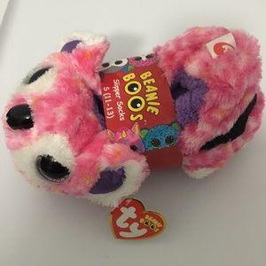 98177e96e98 ty Shoes - SLIPPERS TY BEANIE BOOS pink bear koala   kacey